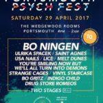 Psych Festivals weltweit: Portsmouth Psych Fest 2017