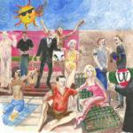 Neuer Song: The UV Race - Mr Blame