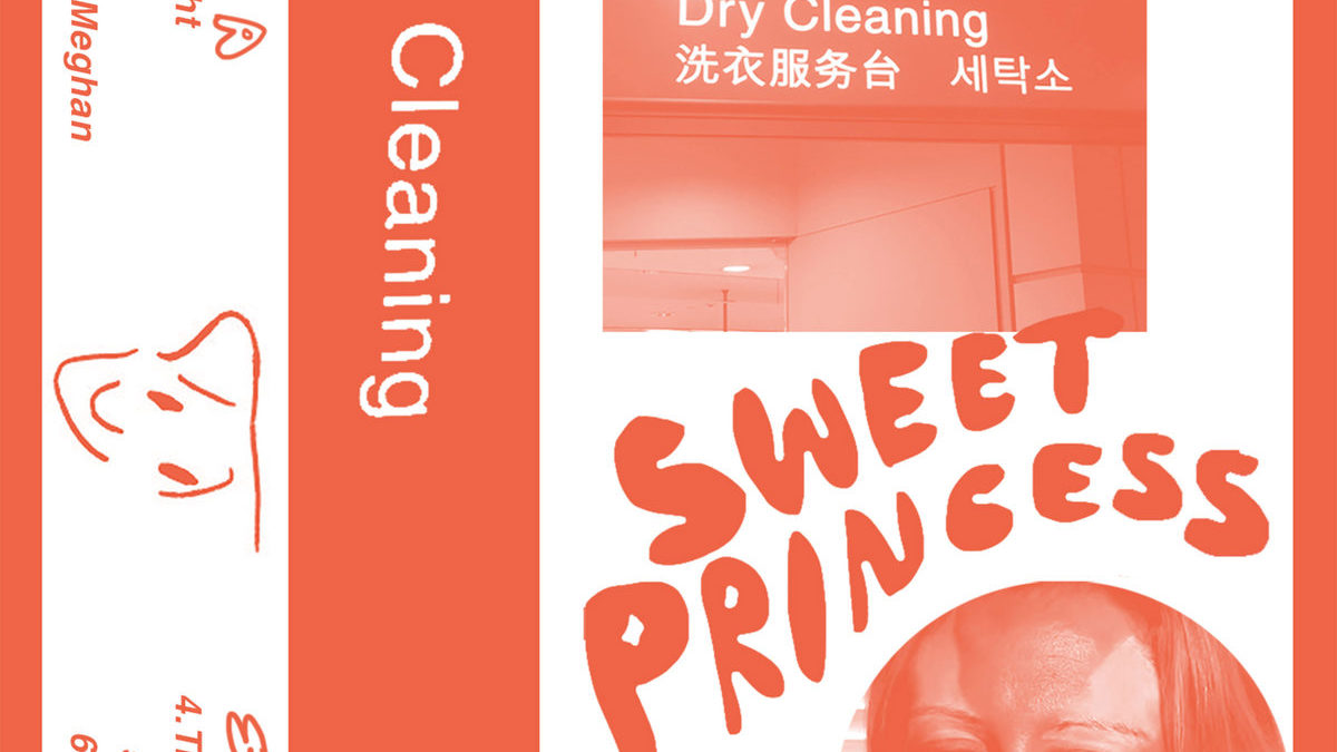 Dry Cleaning - Sweet Princess