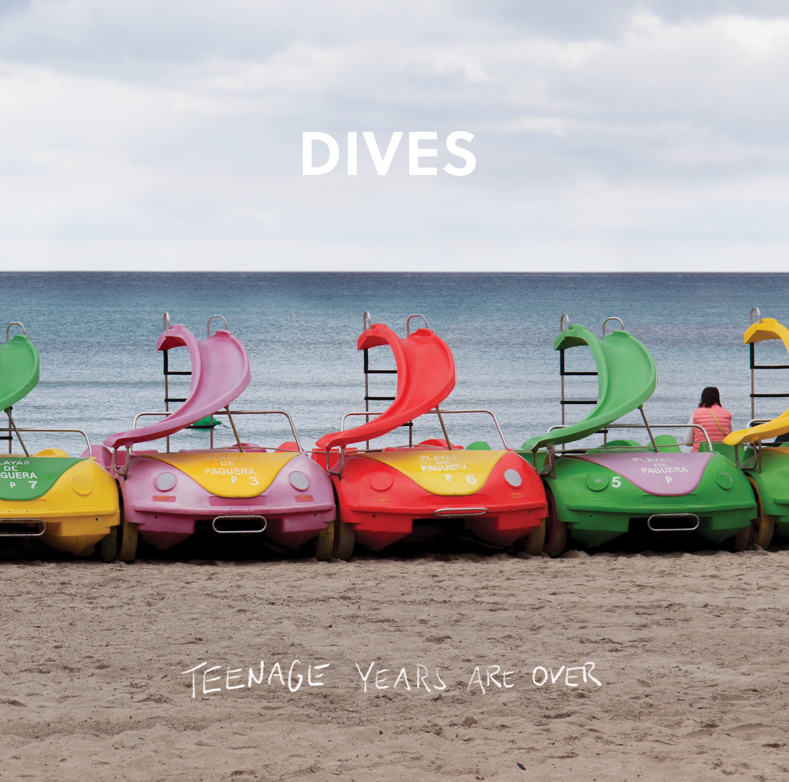 DIVES - Teenage Years are Over