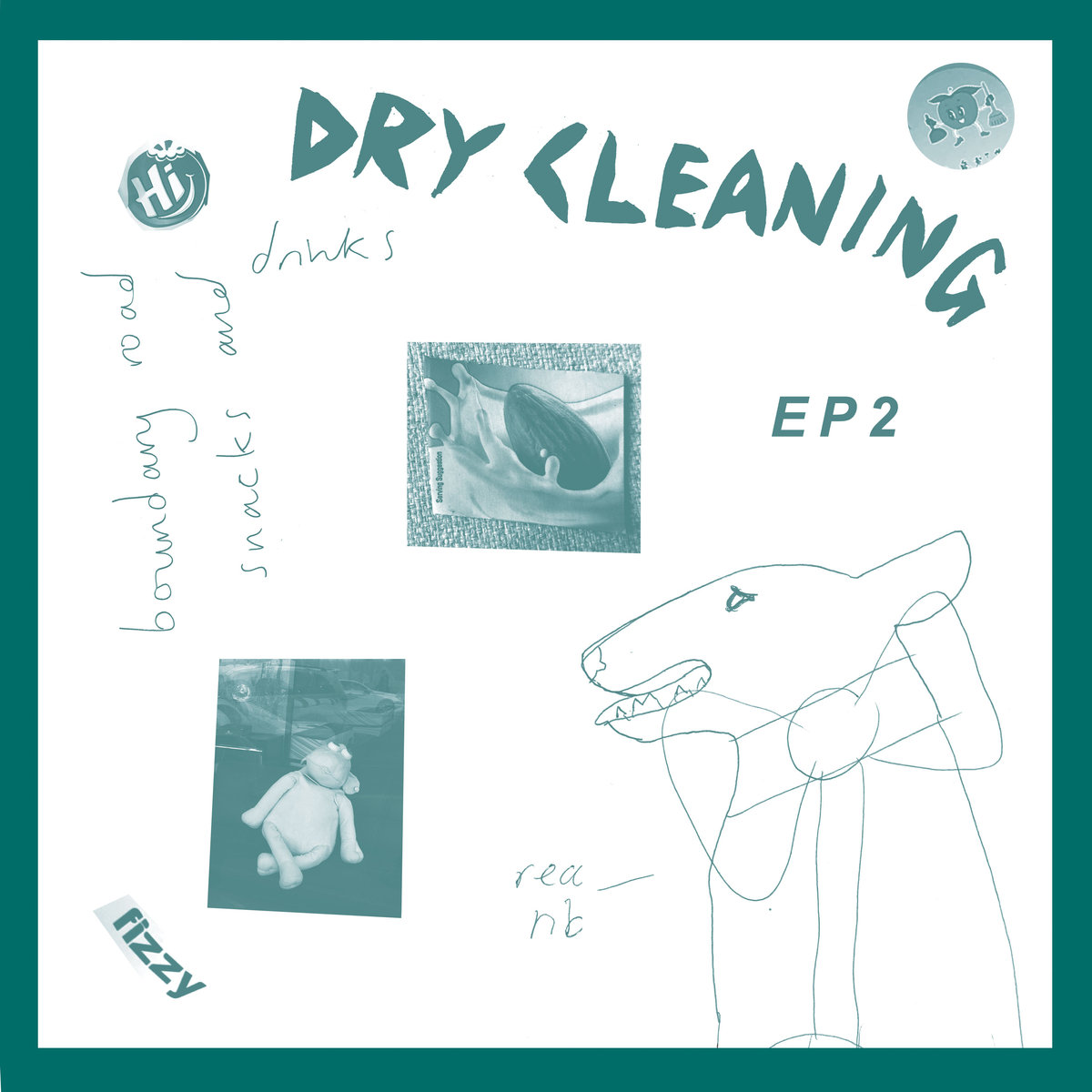Dry Cleaning - Boundary Road Snacks and Drinks