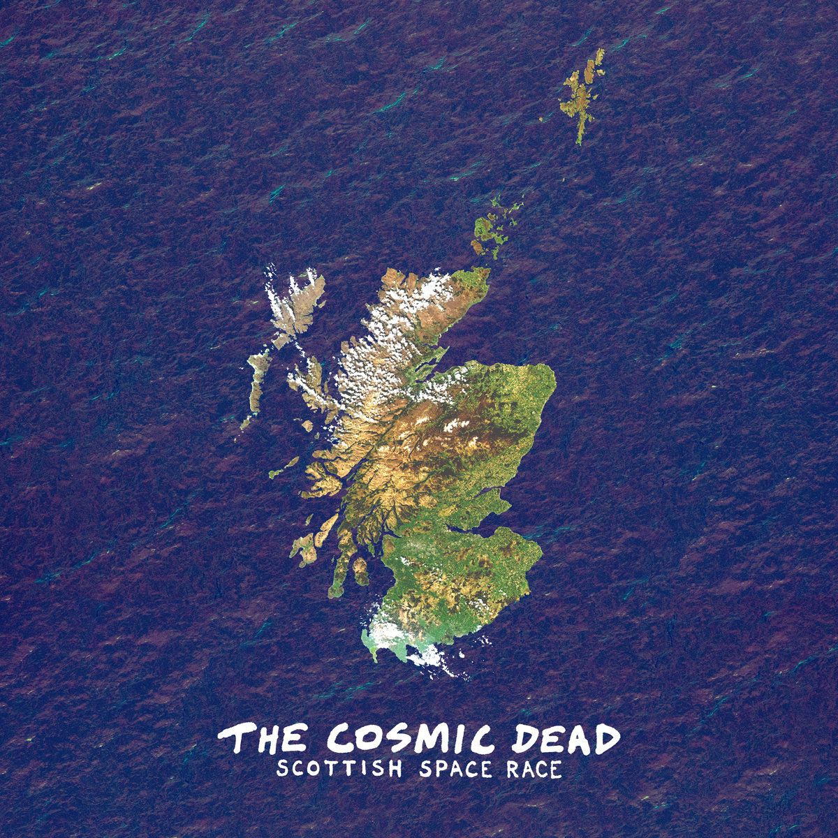 The Cosmic Dead - Scottish Space Race