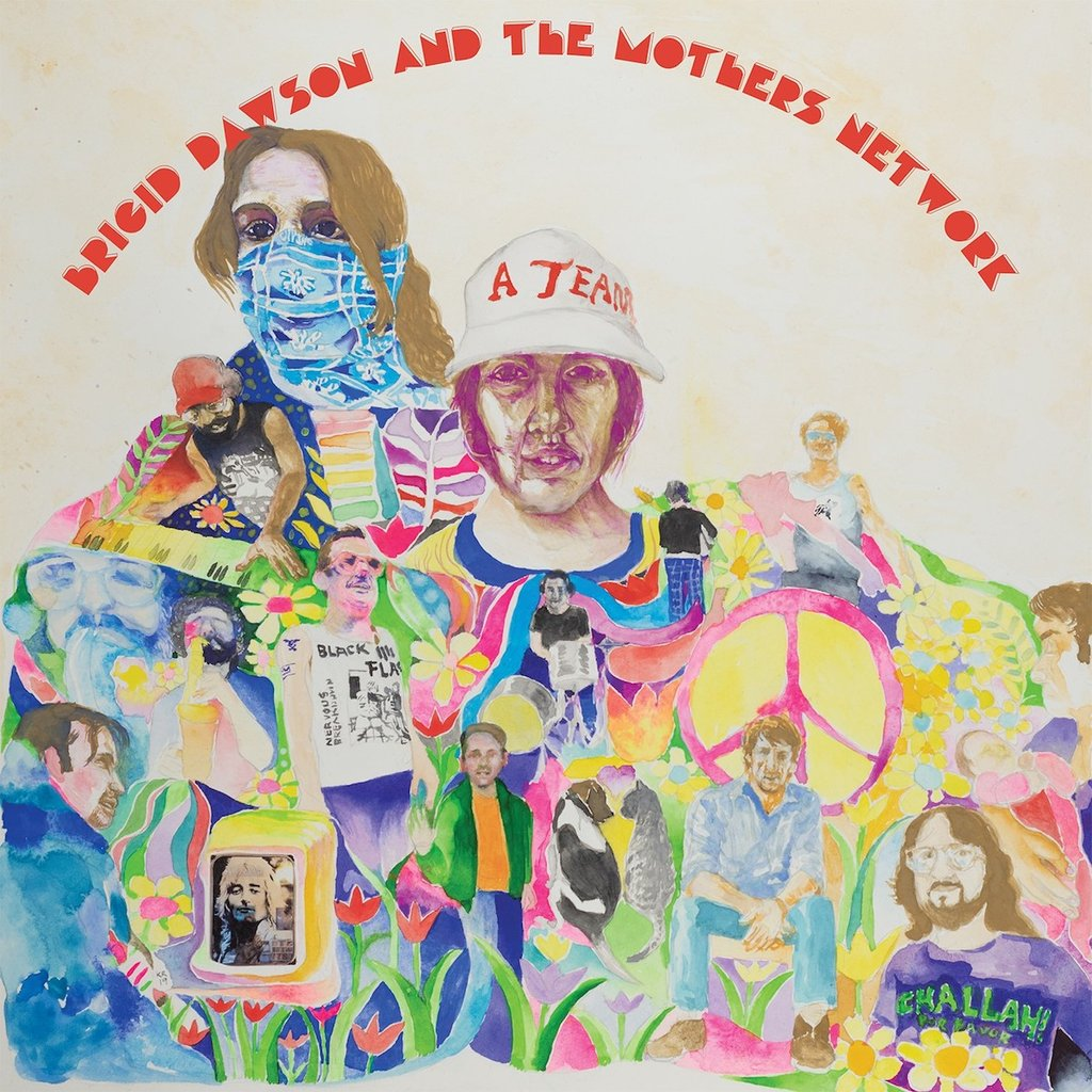 Brigid Dawson & The Mother's Network - Ballet Of Apes