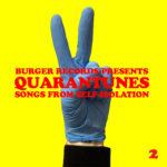 Neuer Sampler: QUARANTUNES: Songs From Self-Isolation