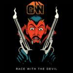 Video: Glitter Wizard - Race With The Devil (Gun Cover)