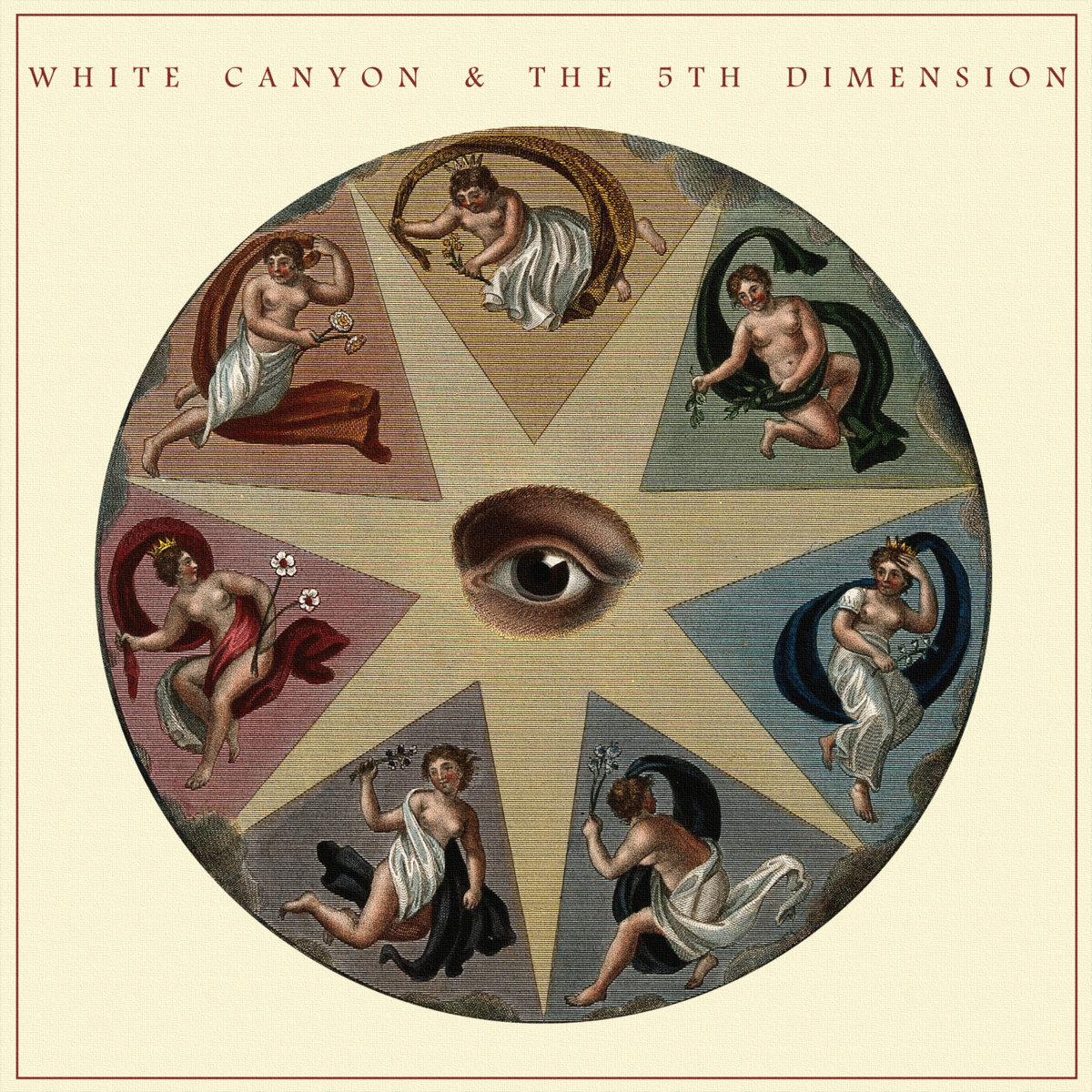 White Canyon & The 5th Dimension - White Canyon & The 5th Dimension