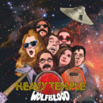 Neue Single: Heavy Temple/Wolf Blood - Split from the Black Hole