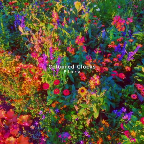 Coloured Clocks - Flora
