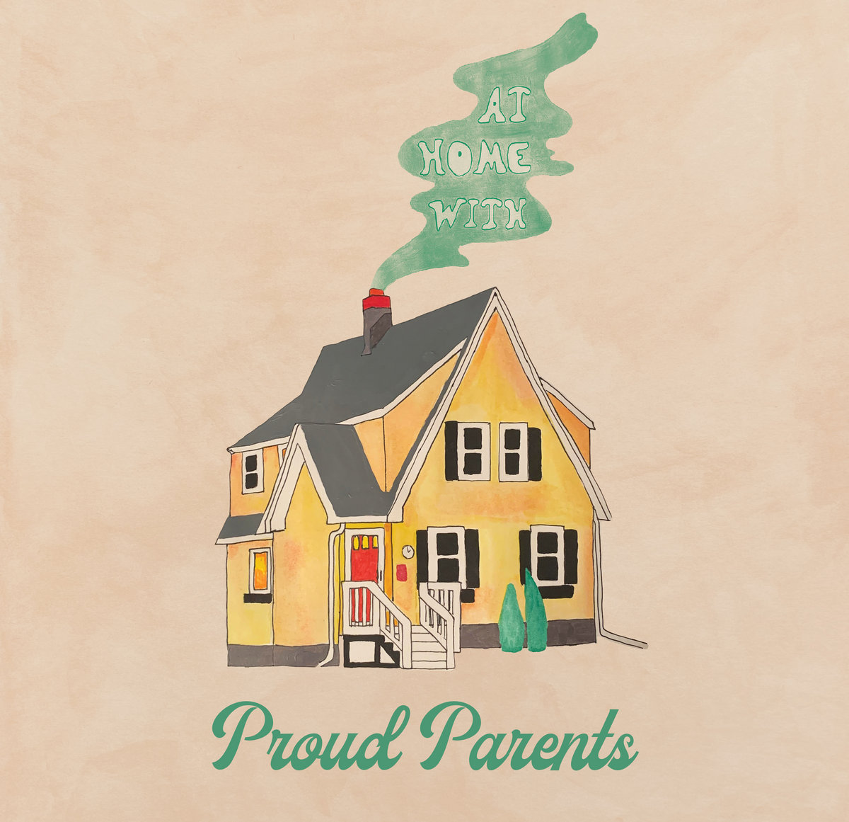 Proud Parents - At Home With...