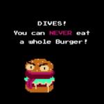 Neues Game: The Legend of DIVES - Mortal Burger Kombat