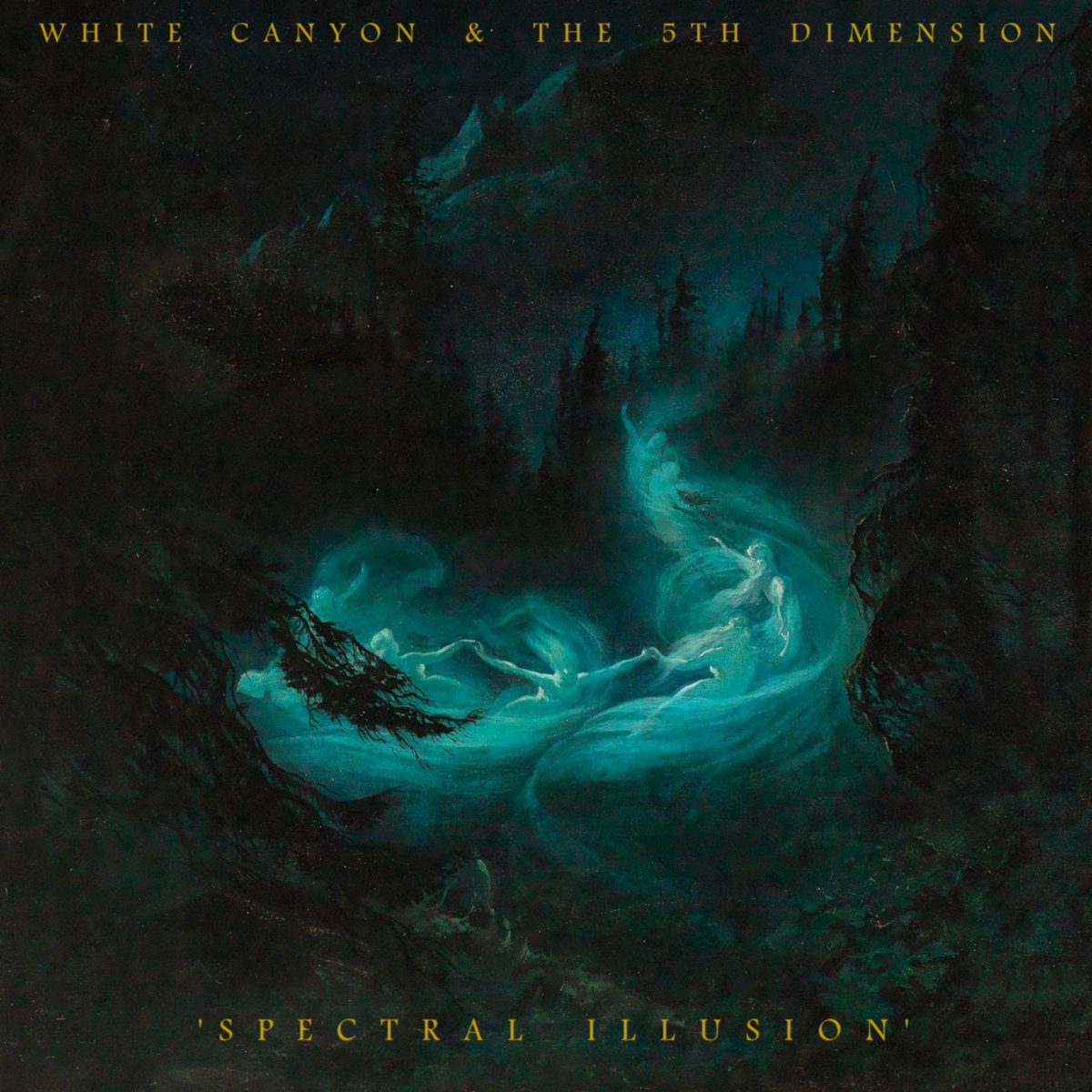 White Canyon & The 5th dimension - Spectral Illusion