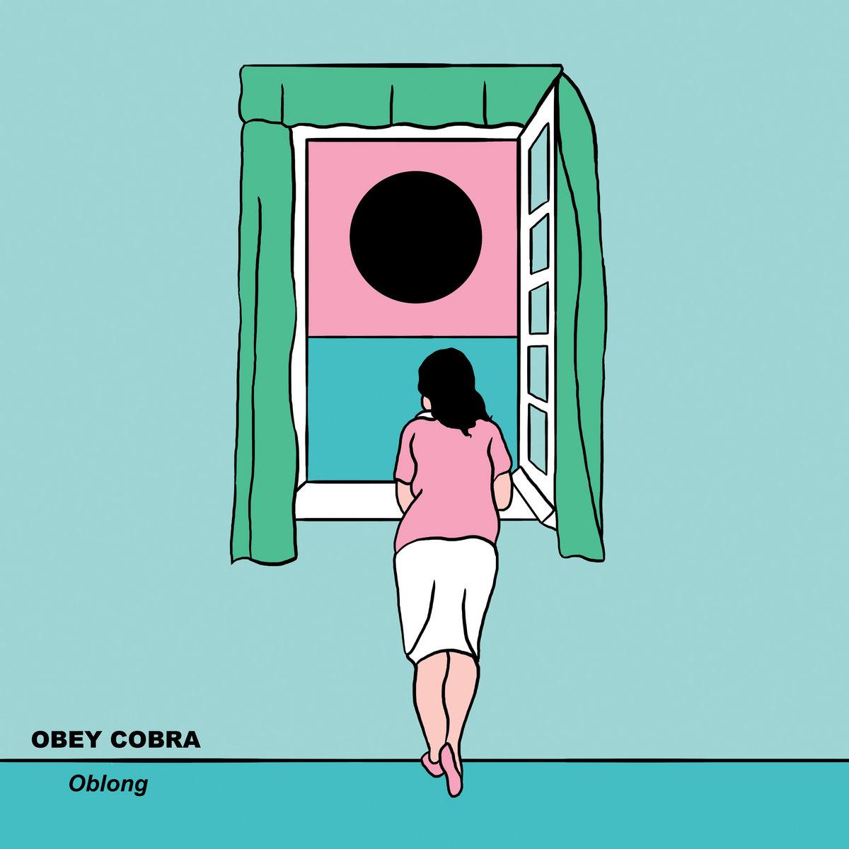 Obey Cobra - Oblong