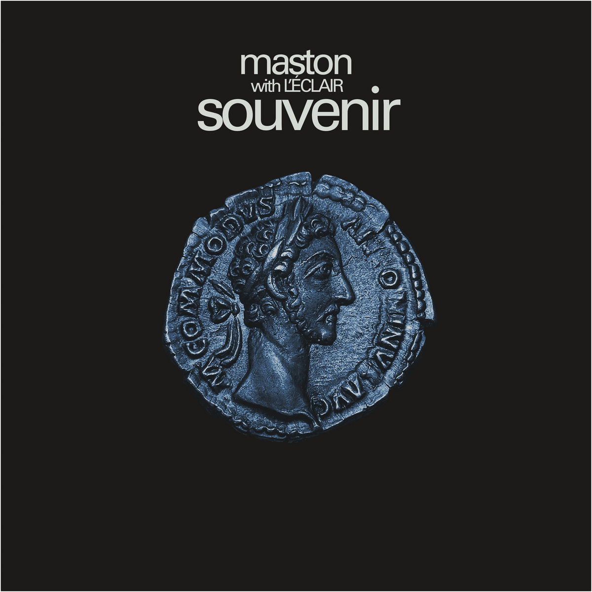 Maston with L'Eclair - Souvenir