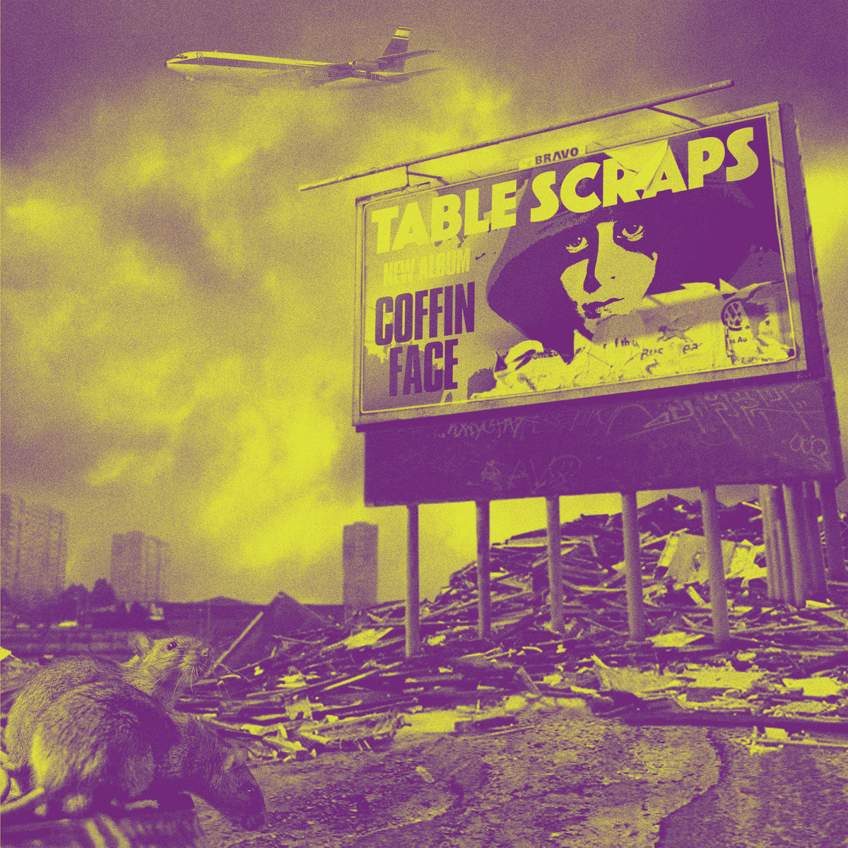 Table Scraps - Coffin Face