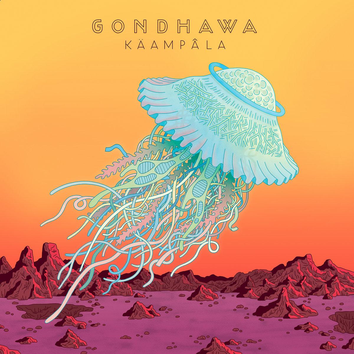 Gondhawa - Käampâla