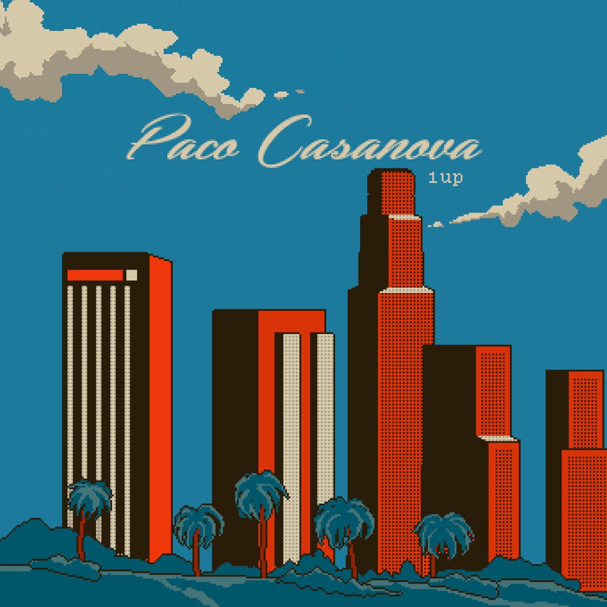 Paco Casanova - 1up